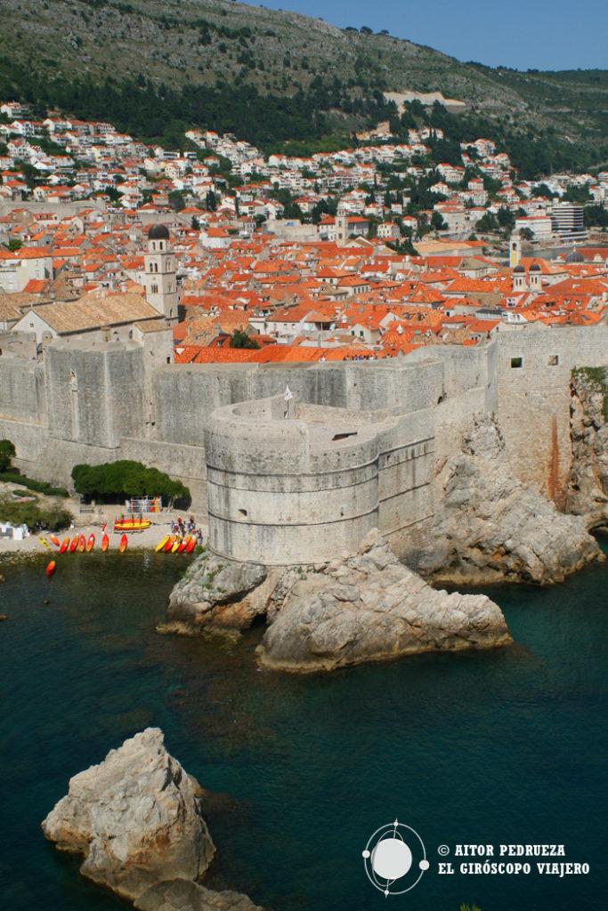 Dubrovnik, Patrimonio Unesco de la Humanidad