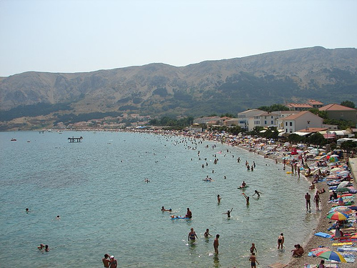 Playa de Klimno