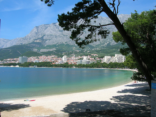 Playa de Makarska