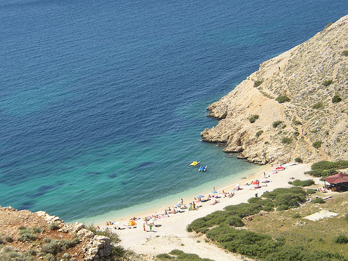 Playa de Stara Baska