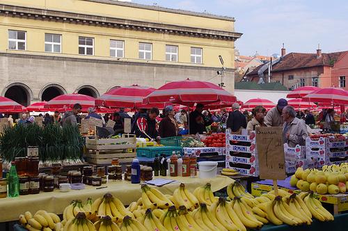 Mercado de Dolac (Zagreb)
