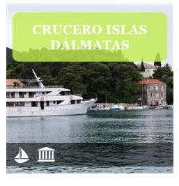 Crucero Islas Dálmatas