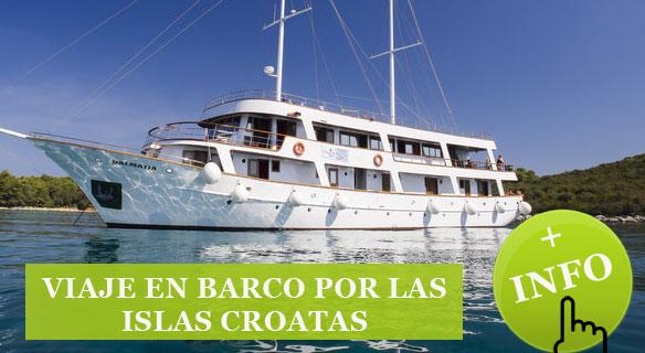 Crucero por las Islas croatas