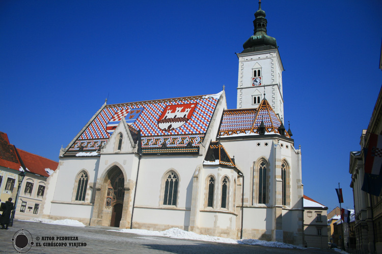 iglesia de Sveti Marko