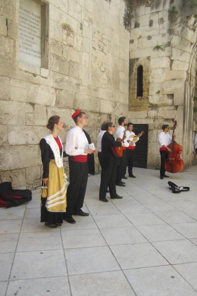Cultura y floclore croata