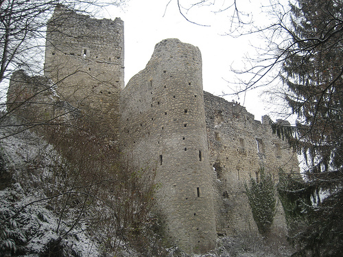 Castillo de Samobor