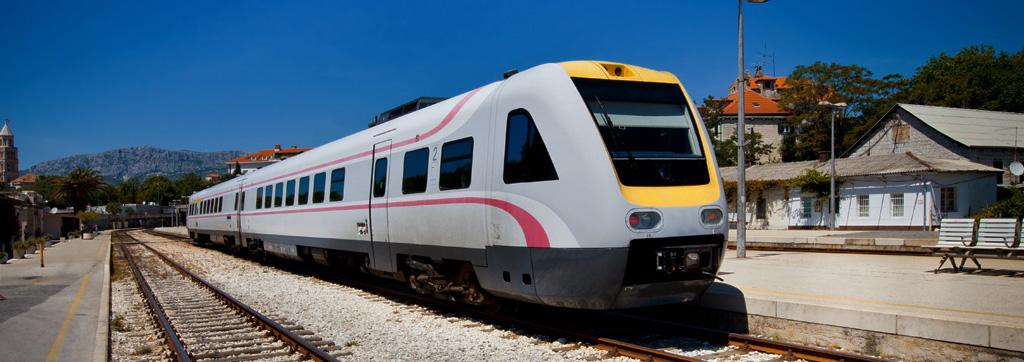 Trenes en Croacia