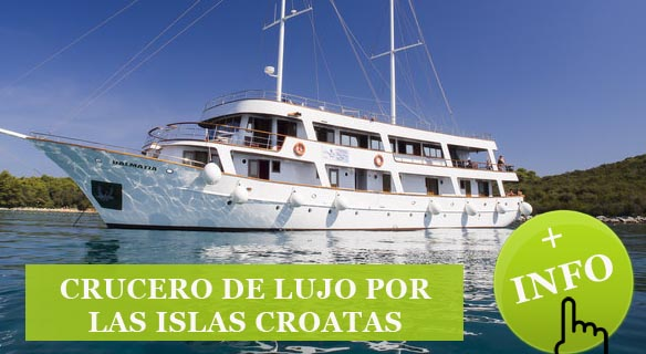 Cruceros por Croacia