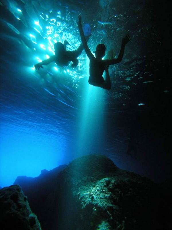 Swimming-in-Blue-Cave_Bisevo