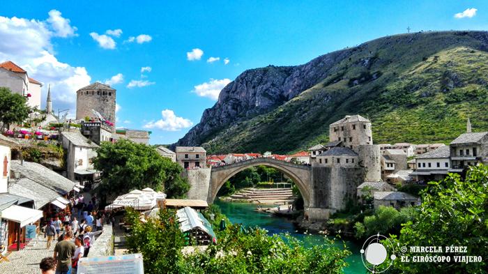 El Famoso Puente de Mostar