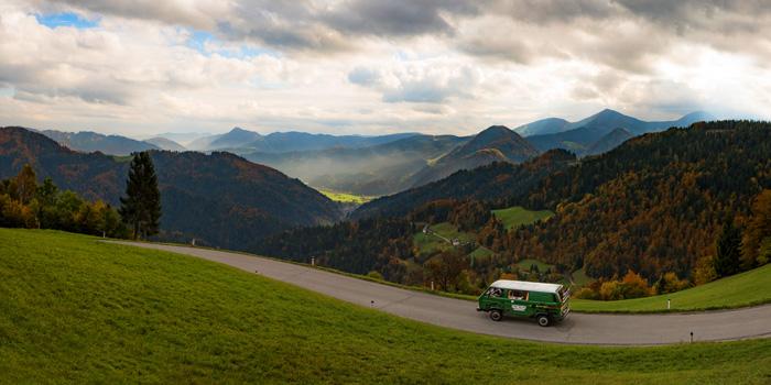 Alquiler De Campers En Croacia Camper Retro Van Vintage Volkswagen