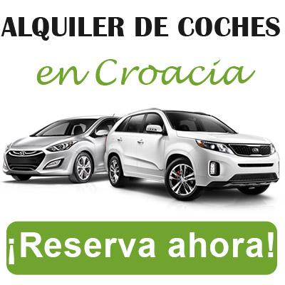 Alquiler de coches en Crocia