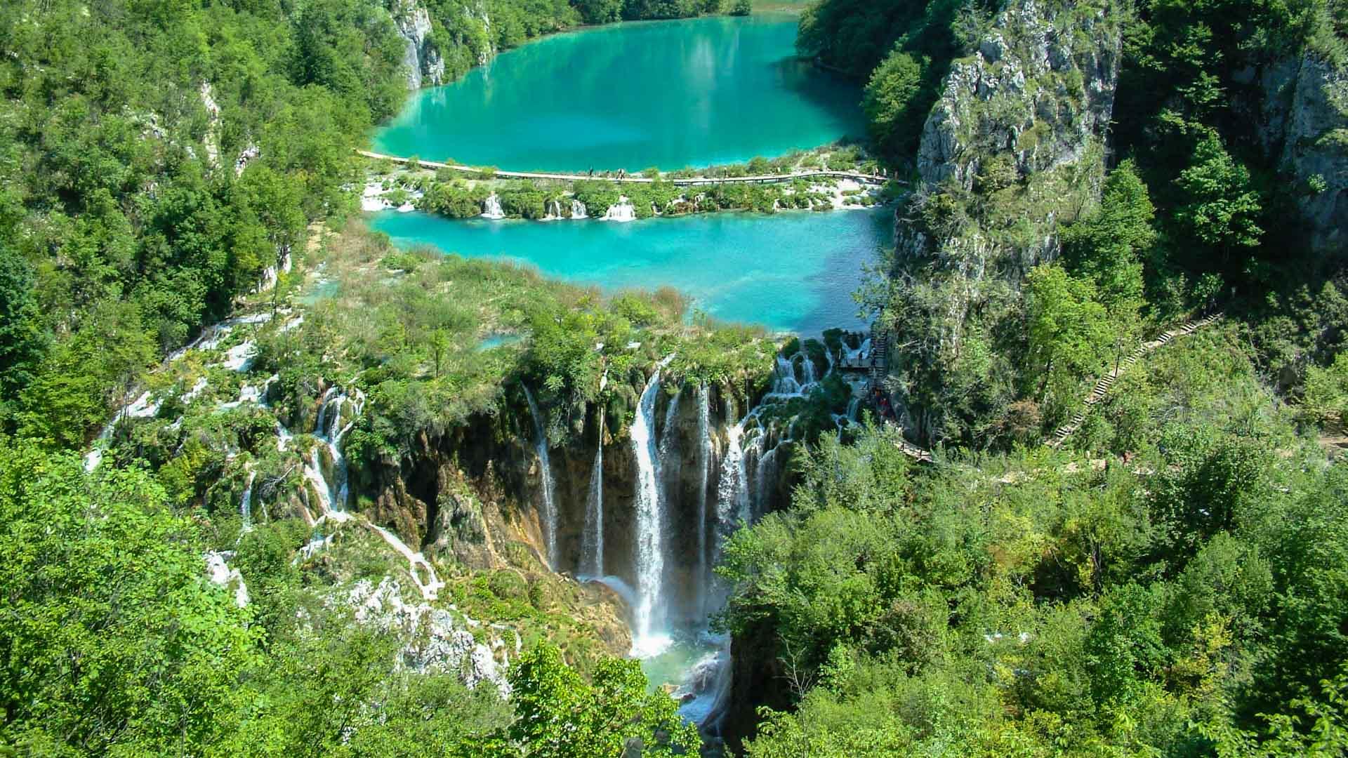Excursiones a los lagos y cascadas del parque de Plitvice