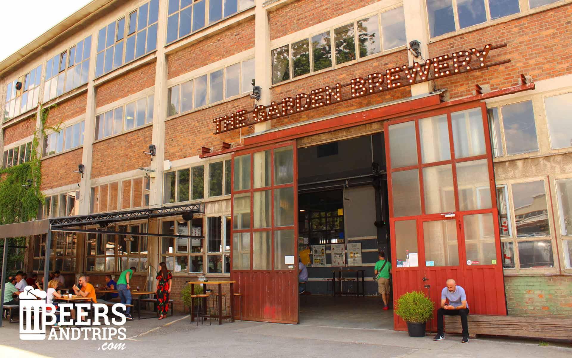 The Garden Brewey una de las fábricas más importantes de cerveza artesanal en Croacia